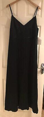 IVY & OAK BNWT BOTTLE GREEN SIZE 44 LONG BALL GOWN DRESS