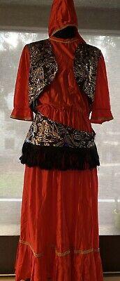 Karnevalskostüm Bauchtänzerin Karnevalskostüm Zigeunerin Kostüm1001 Nacht