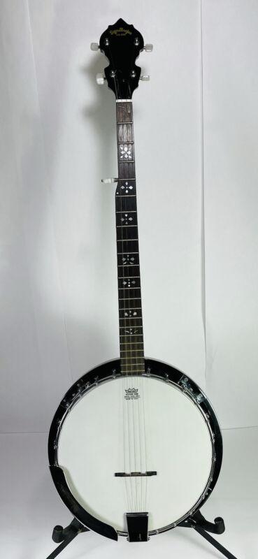 Sigma Banjos By Martin SB-10 5 String Banjo Guaranteed to Work Perfect