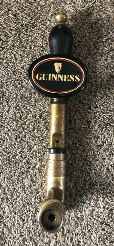 (L@@K) Guinness Beer Tap Handle Game Room Man Cave Bar Pub