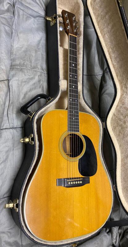 Martin Standard D-35 1981 Acoustic Guitar