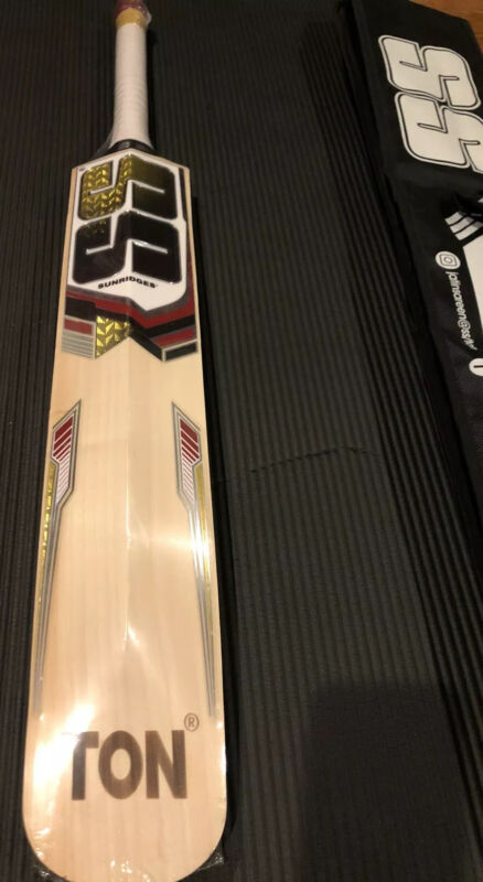 SS Thor English Willow Cricket Bat, 2019/2020 model