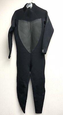 Oneill Firewall Men's Wetsuit Code Red Zipper XXL 2576 Black Back Zip Zipper Code Red Zipper