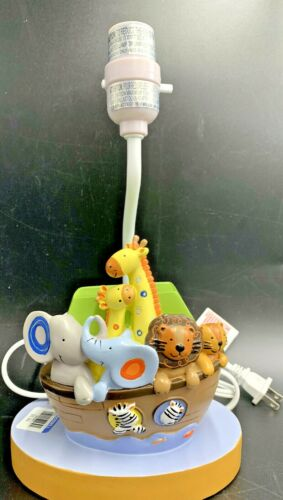 Lambs and Ivy Nursery Lamp Noah