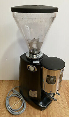 Astoria Mazzer Super Jolly Timer Espresso Coffee Grinder Doser Commercial