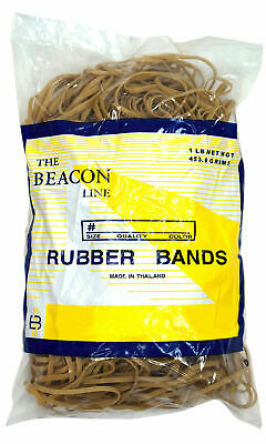 Rubber Bands 18 Wide 2 Pounds Approximately 1568 Bands Size 32 Rubberbands