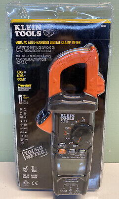 Klein Tools Cl700 600a Ac Auto-ranging Digital Clamp Meter. New Sealed Package