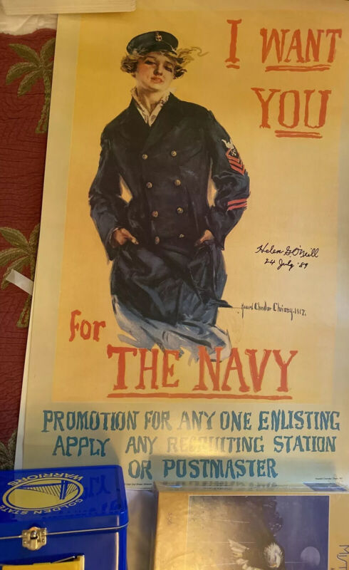 Militaries Posters Reproductions 4 Different Posters