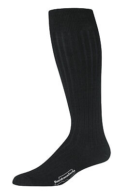 - Boardroom Socks Men's Merino Wool Over the Calf Dress Socks - Knit in USA