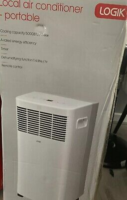Logik 5000 BTU LAC05C19 Portable Local Air Conditioner