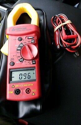 Amprobe Ac68c True Rms Acdc Clamp Multimeter