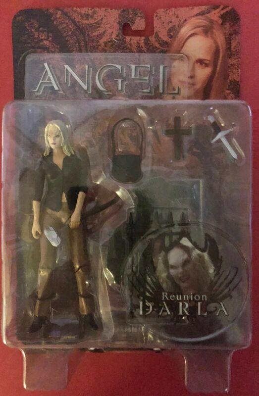 Reunion Darla Angel Collectible Figure Buffy the Vampire slayerBTVS New