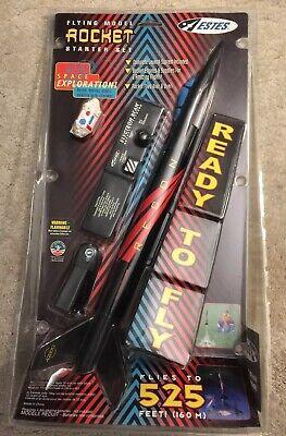 Estes | Flying Model Rocket Starter Set | Recon 42370 | 2 Flights NEW & SEALED Flight Model Rocket
