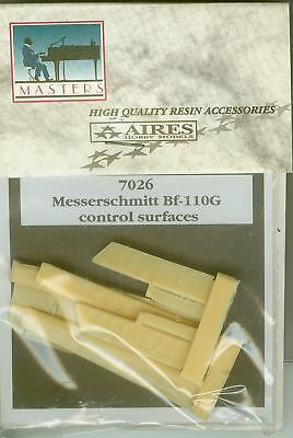 1/72 Bf -110G control surface AIRES 7026
