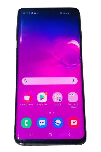 Android Phone - Samsung Galaxy S10 BUNDLE - 128GB - Prism Black (Unlocked) (Dual SIM)