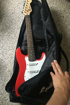 Squier Affinity Mini Player Electric Guitar