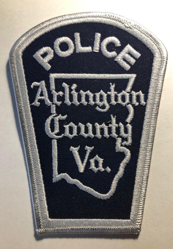 Arlington County Virginia Police Patch