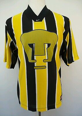 Vintage 1997 Nike Pumas UNAM Jorge Campos Era Soccer Jersey Size Adult Small S  image