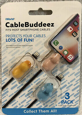 Smartphone Cable Buddeez