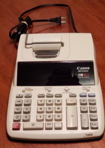 Canon MP-25DV Scientific Calculator