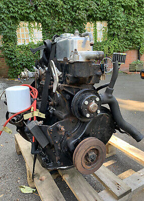 MGB engine and 4 Speed Overdrive Gearbox