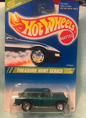 1995 Hot Wheels Treasure Hunt Nomad Limited Edition - 1/10,000,