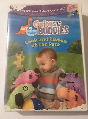 Baby Nick Jr ( Nick Jr. Baby Curious Buddies - Look and Listen at the Park)