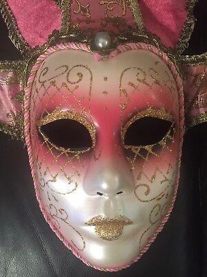 Maqurade Ball Face Mask