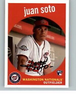 2018 Topps Archives Baseball  Cards 1959 Topps U Pick Complete Your Set Pre Sell