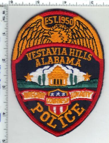 Vestavia Hills Police (Alabama) 1st Issue Shoulder Patch