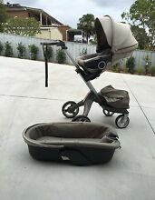 Stokke Xplory Stroller + CarryCot (good condition) Caringbah Sutherland Area Preview