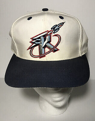 Vintage Houston Rockets NBA Snapback Hat Cap by Logo 7 Late 90's