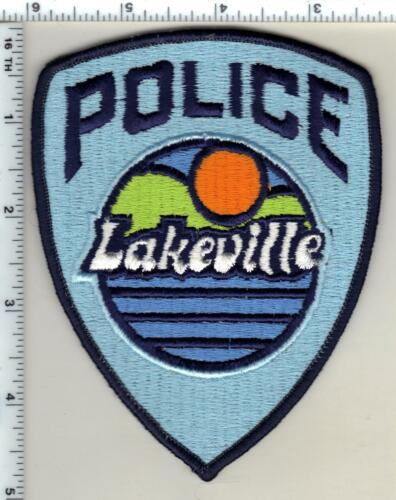 Lakeville Police (Minnesota)  Shoulder Patch new 1992