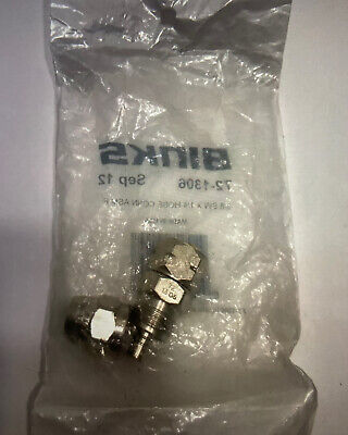 Binks Connector 38x14 Hose Connection Assembly F 72-1306-1 Each New