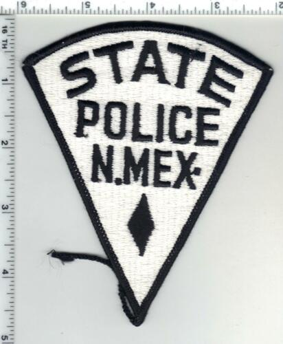 State Police (New Mexico) 3rd Issue Shoulder Patch