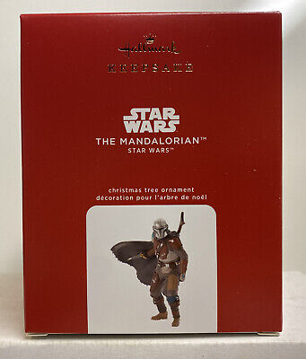 2020 Hallmark Keepsake Star Wars : The Mandalorian Ornament