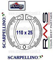 Ganasce Freno Posteriore Rms Per Yamaha Jog 2t 50 Cc -brake Pads- 225120060 - yamaha - ebay.it