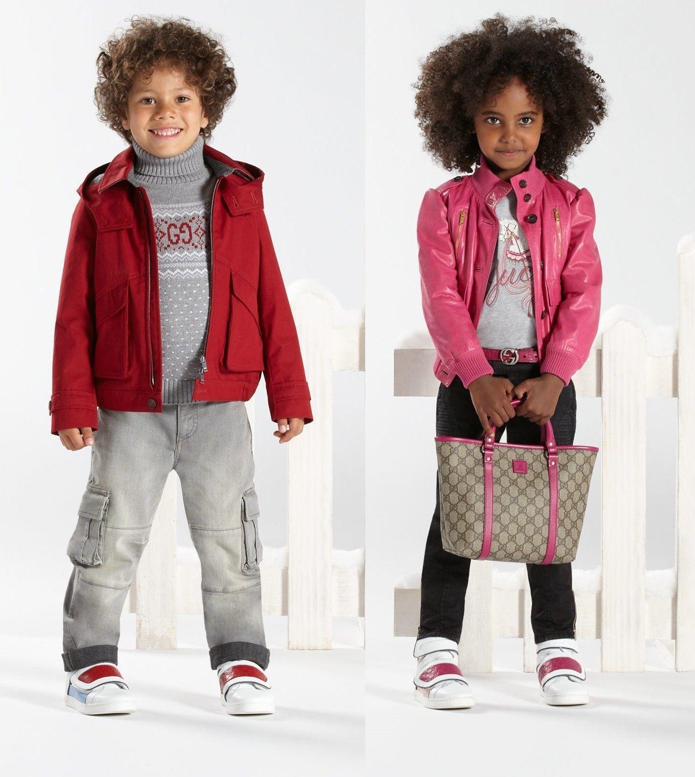 NIB NEW Gucci girls pink yellow red white Coda high top sneakers 21 22 26 301353
