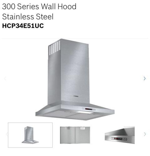 24 range hood bosh hcp34e51uc