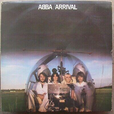 ABBA / ARRIVAL / ORIGINAL 1976 LP / YUGOSLAVIAN PRESSING VINYL ALBUM  (Import)