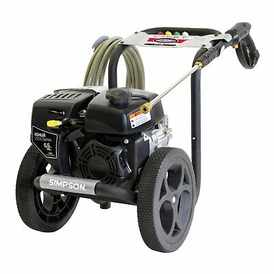 Simpson Cleaning MS60763-S MegaShot Gas Pressure Washer, 310