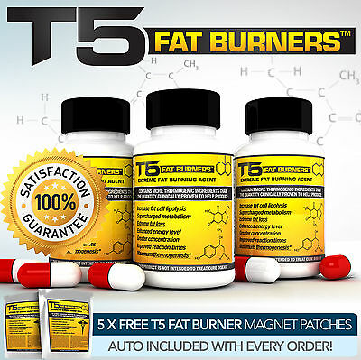 X3 ULTRA STRONG T5 FAT BURNER PILLS -100% LEGAL SLIMMING/DIE
