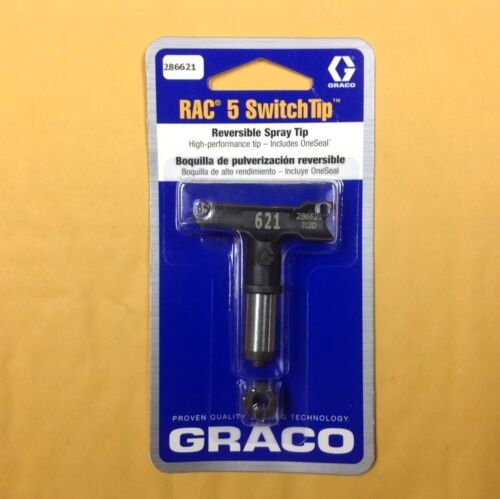 Graco 286621 Rac 5 Sprayer Spray Tip 621