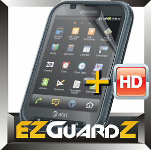 6X-EZ-HD-Pantech-Pocket-Clear-Invisible-Screen-Protector-Cover-Shield-Guard-6X