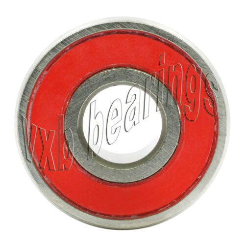 606-2rs Rs Ball Bearing Free Ship 6mm Sealed