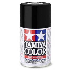Tamiya-100ml-Mate-Negro-ts-6-300085006