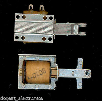 Bottle Release Solenoid For Old Cavalier And Vendo Slant Shelf Soda Machines