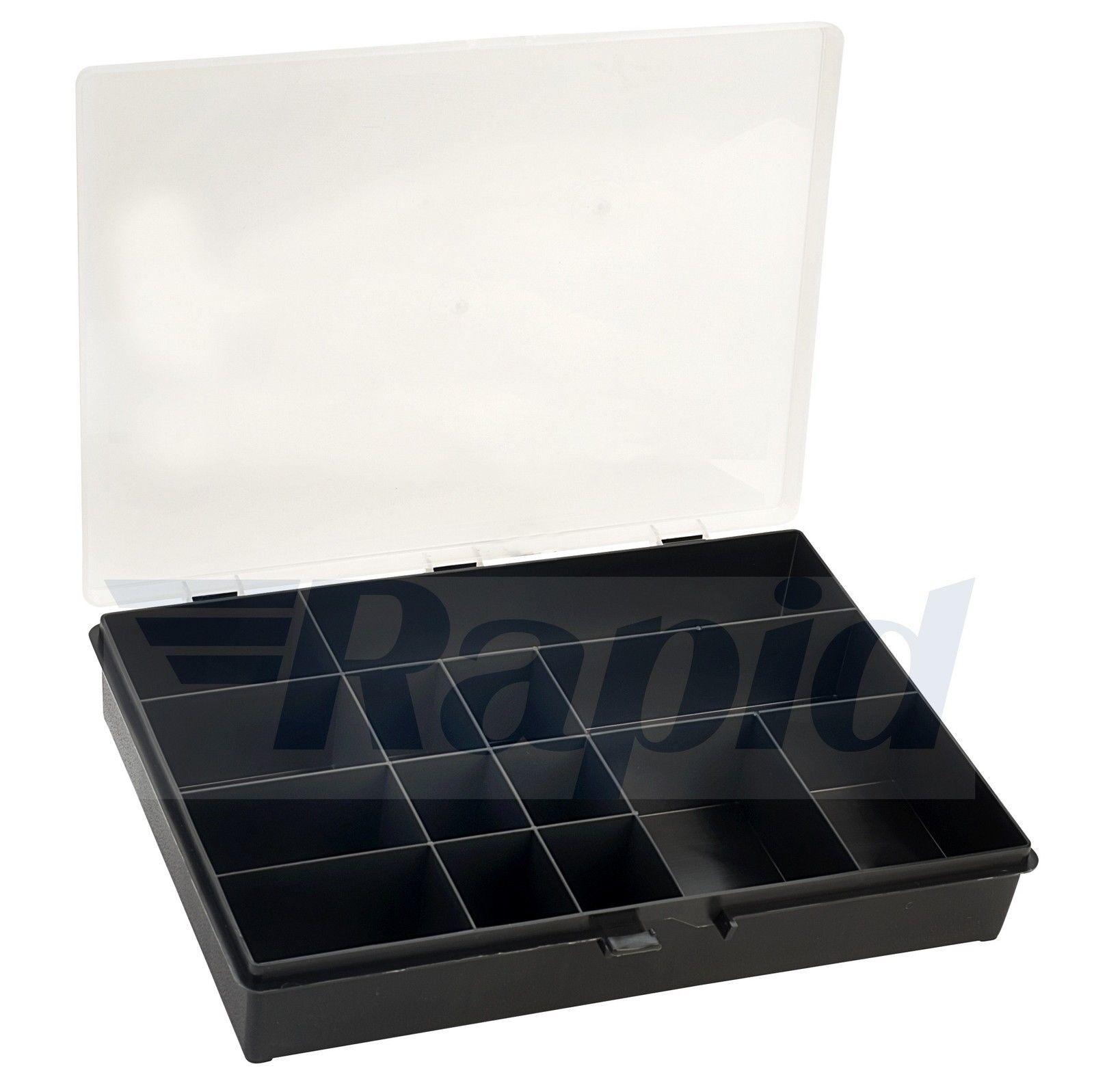 Raaco A4 Profi service Case Assorter 32 fixe compartiments RAA136181