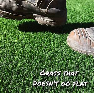 Non-Shine; Stands Up; Realistic Look Aus Quality Artificial Grass Sunshine North Brimbank Area Preview