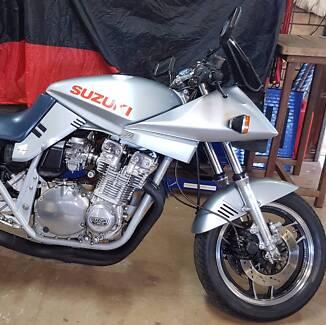 Suzuki Katana 750 1983